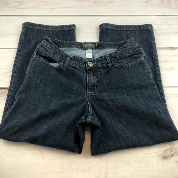 Venezia Denim - Venezia Stretch Bootcut Jeans Sz 1  Junior (#218)